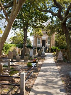 Church Street Inn Charleston Historic Cemetaries