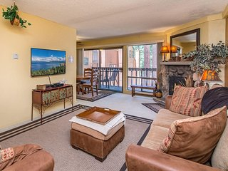 B- 2 Bedrm+ 2 Bath Condo Close to Heavenly - Spa, Pool, Amenities