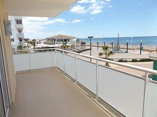 Apartamento Daimúz-Gandía (Valencia) Primera Línea de Playa