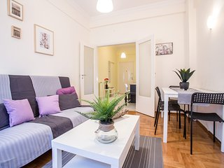 Cute flat in Central Athens, perfect for couples