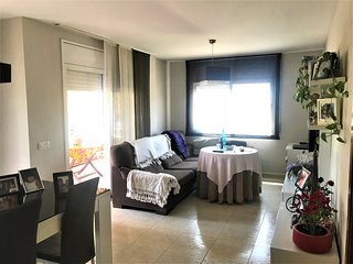 Big apartment second street to the beach of Malgrat de mar! 2º