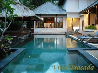 Villa Prasada: Your tropical Canggu escape.