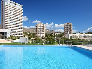 2 bedroom Apartment in Ciudad Deportiva Benidorm, Valencia, Spain : ref 5555855