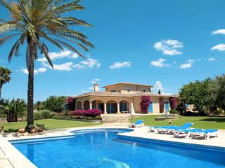 4 bedroom Villa in Portopetro, Balearic Islands, Spain : ref 5638092