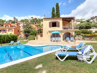 5 bedroom Villa in Les Cabanyes, Catalonia, Spain : ref 5552465