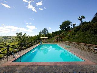 3 bedroom Apartment in Calcinaia, Tuscany, Italy : ref 5490398