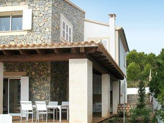 4 bedroom Villa in Cala Mesquida, Balearic Islands, Spain : ref 5638099