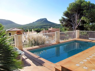 4 bedroom Villa in Cala Mesquida, Balearic Islands, Spain : ref 5638099