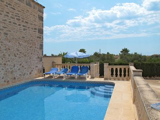 3 bedroom Villa in ses Salines, Balearic Islands, Spain : ref 5638108