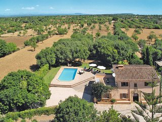 4 bedroom Villa in Cas Concos, Balearic Islands, Spain : ref 5638098