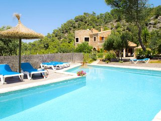 4 bedroom Villa in Felanitx, Balearic Islands, Spain : ref 5638090