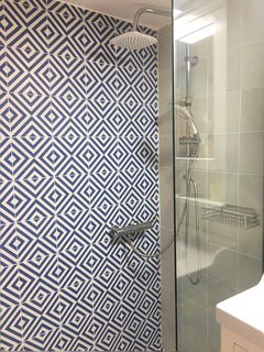 The Retro bathroom!