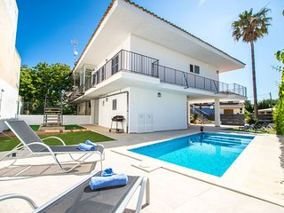 3 bedroom Villa in es Barcares, Balearic Islands, Spain : ref 5546539