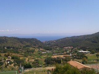 Isola d'Elba bilocale 4 posti letto Si animali