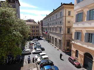 Nice apartment in beautiful historical environment