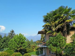 4 bedroom Villa in Porto Valtravaglia, Lombardy, Italy : ref 5638671