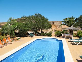 2 bedroom Villa in es Llombards, Balearic Islands, Spain : ref 5638171