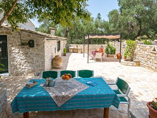 Villa Eirini - Ionian Home with a lovely Terrace