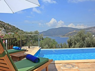 Villa Can&Canan, Kalkan - 4 bedroom private pool sea views