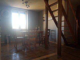 Appartement en duplex rénové  Bray-Dunes 50 mètres  plage  4-6 personnes