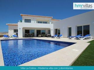 HMR Villas - Casa la Colina - Moraira