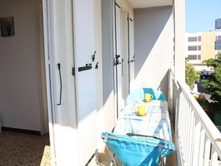 Rental Apartment Port-la-Nouvelle, 2 bedrooms, 6 persons