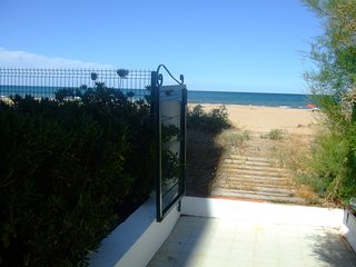 Apartamento 1ª línea de playa