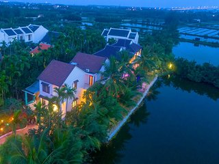 Hoi An Luna Villa - Double  with Garden View (1)