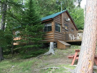 Cottage #2-FAIRBANK LAKE RESORT -  Just 30' from Fairbank Lake - in Sudbury ON.