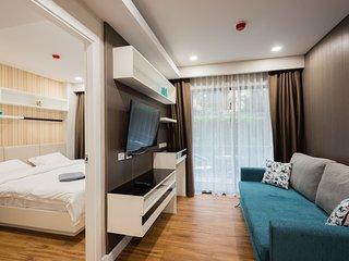 Dusit Grand Park 1-Bedroom FREE Electricity!!!