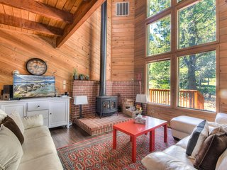 Unique Tahoe Home Close To Donner Activities