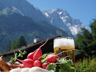 Ferienhaus Alpenperle - TOP Ferienhaus unter der Zugspitze