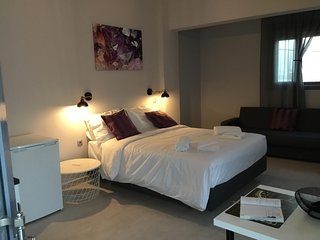 Faidra Apartments -  Amethyst Studio