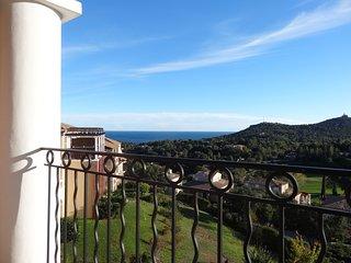 Casa vacanza vista mare Costa Azzurra