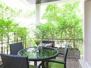 Kata Beach 2 Bed, 2 Bath Modern Luxury Tropical Oasis, Walk to Beach !