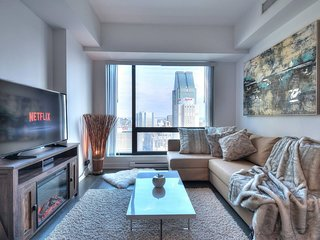 3303 TDC . High End Condo-Tour des Canadiens- Great Location