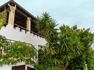 Sea View Villa Giorgos, 500 m from sandy beach