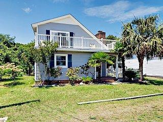 Ocean Drive 3BR w/ Sun Decks, BBQ Grill – Near Beach, Golf, Family Amusements