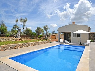 SES VEYETES - Country house with swimming pool in Arta