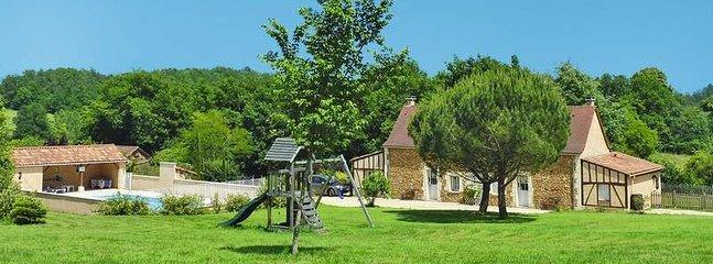 3 bedroom Villa in Saint-Julien-de-Crempse, Nouvelle-Aquitaine, France : ref 544