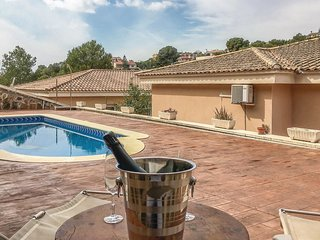 4 bedroom Villa in Segur de Calafell, Catalonia, Spain : ref 5547454