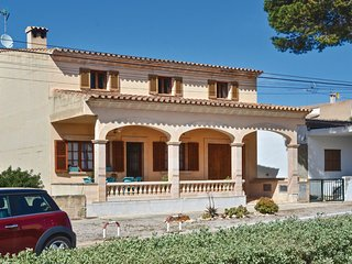 5 bedroom Villa in s'Estanyol de Migjorn, Balearic Islands, Spain : ref 5523234