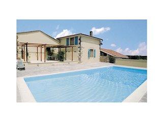 2 bedroom Villa in Cherves-Chatelars, Nouvelle-Aquitaine, France : ref 5551119