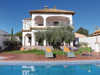 5 bedroom Villa in Hornachuelos, Andalusia, Spain : ref 5548040