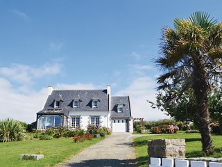 3 bedroom Villa in Créach-Guennou, Brittany, France : ref 5565492