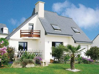 3 bedroom Villa in Le Pouldu, Brittany, France : ref 5538913