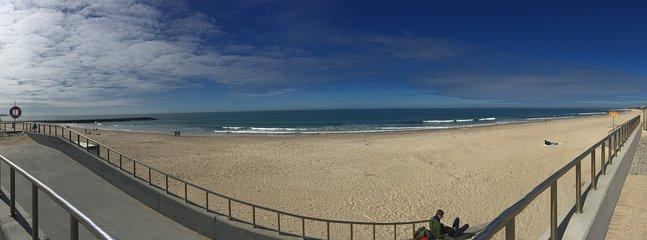 The closest beach in Apulia