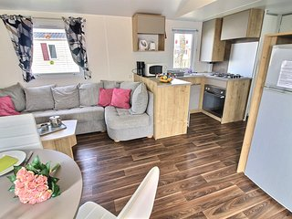 Ref.321 Beau mobil home 3 chambres 8 personnes