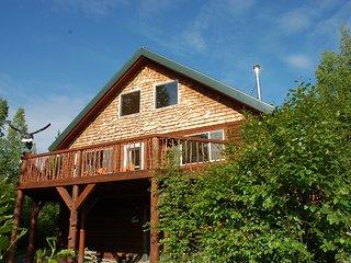 Harmony Lodge-KenaiRiverSoaringEagleLodge&Cabins-