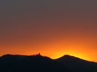 Traumblick, Traumwohnung vis a vie des Drachenfels/Siebengebirge